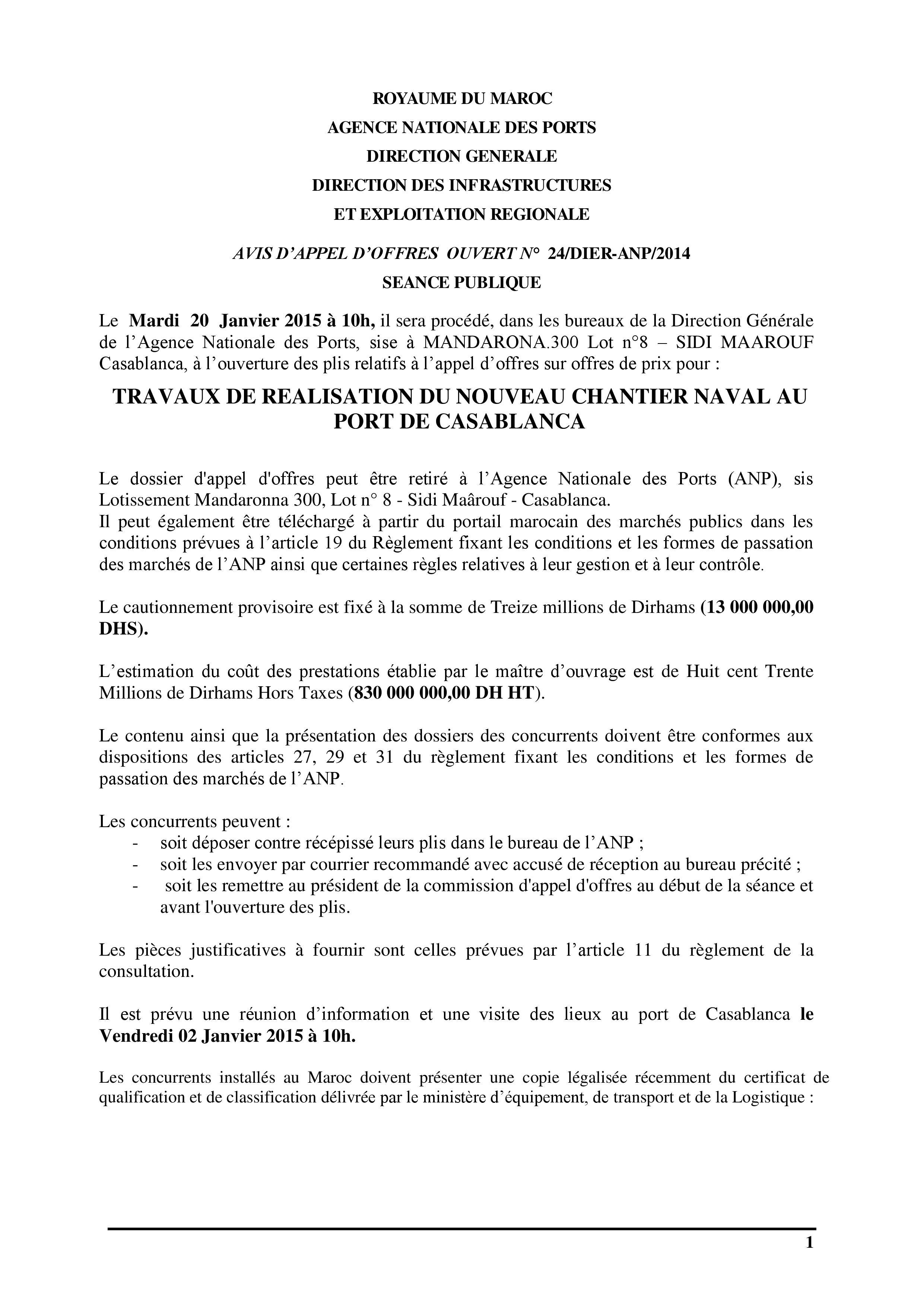 Développement de l'Industrie Navale Marocaine - Page 2 24_DIER_ANP_2014-page-001