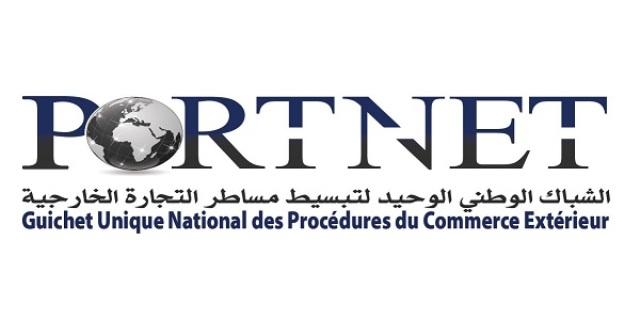 Portnet d mat rialisation des documents manifeste import for Portnet maroc