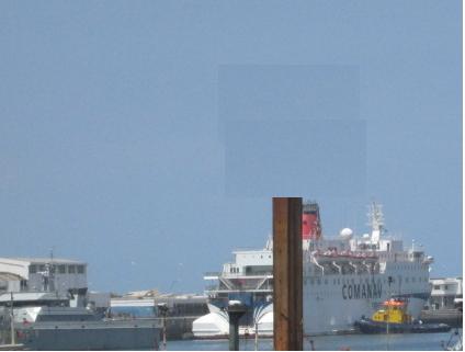 """Le """"Marrakech"""" Acheté par la Marine Royale  Le%20Marrakech%20au%20port%20de%20Casablanca"""