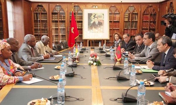 Coop ration maritime et portuaire au menu des discussions for Portnet maroc