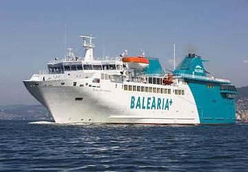 Code promo Spécial 20 anniversaire: 20% de réduction sur les voyages au départ d'Algésiras - Balearia